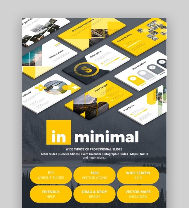 Minimal PowerPoint