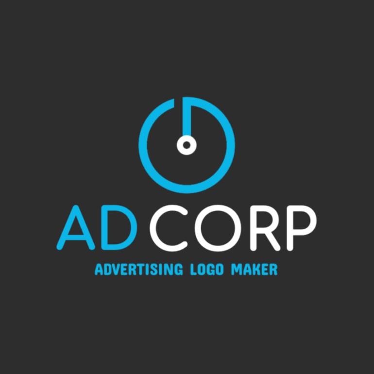 AD Corp Logo Maker