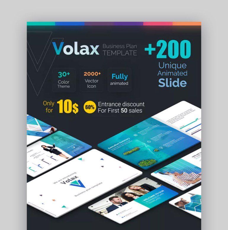 Volax Business Plan