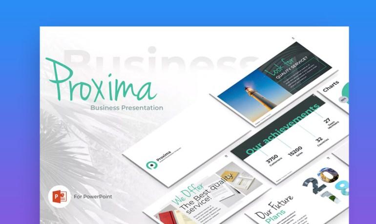 Proxima Business Presentation
