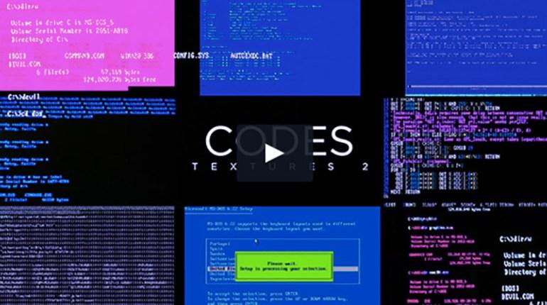 Codes Textures 2