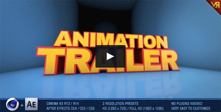 Animation Trailer
