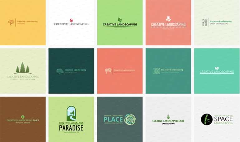 choose a logo