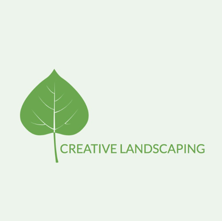 Creative Landscaping Business Logo Maker
