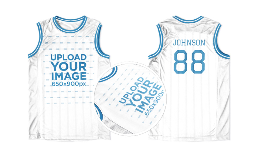 Download Get Basketball Jersey Design Template Psd Pictures ...