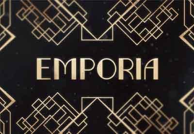 28 Best Art Deco Fonts