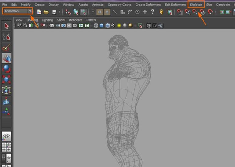 Animation mode