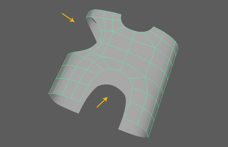 Insert several edges