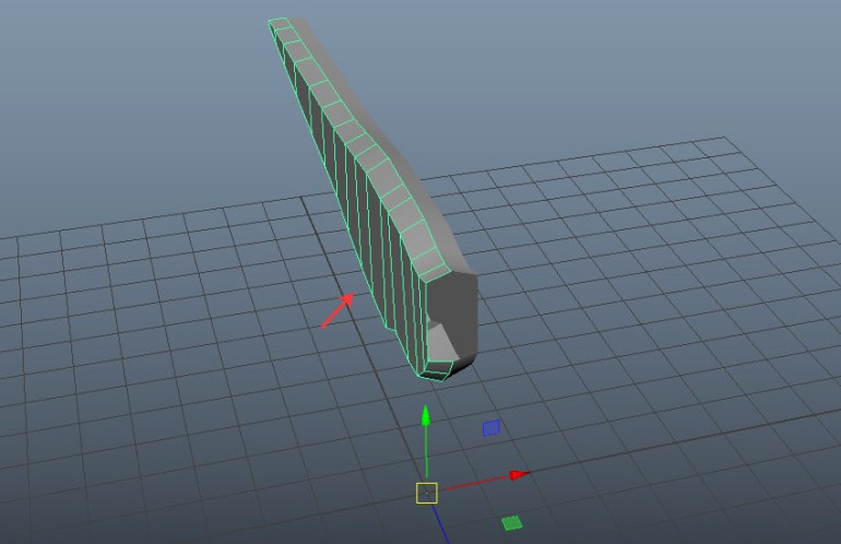 Duplicate symmetry mesh