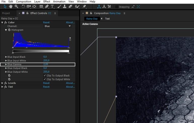Add color grading preset CCP_Green Goblin
