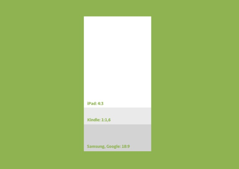 ebook ratios