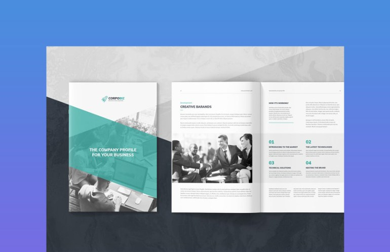 15 best business proposal templates for new client projects www 101 corpobiz is a great creative business proposal template its perfectly designed for annual reports company profiles project proposals offers cheaphphosting Image collections