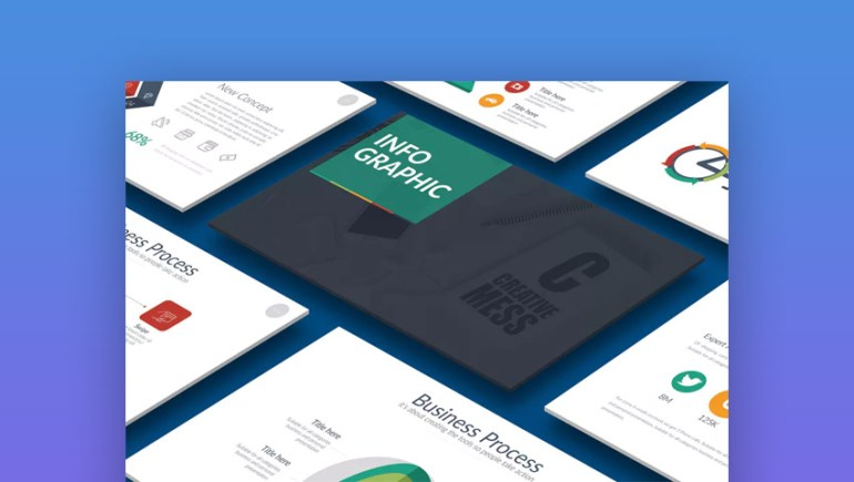 Infographic PowerPoint PPT Presentation Template