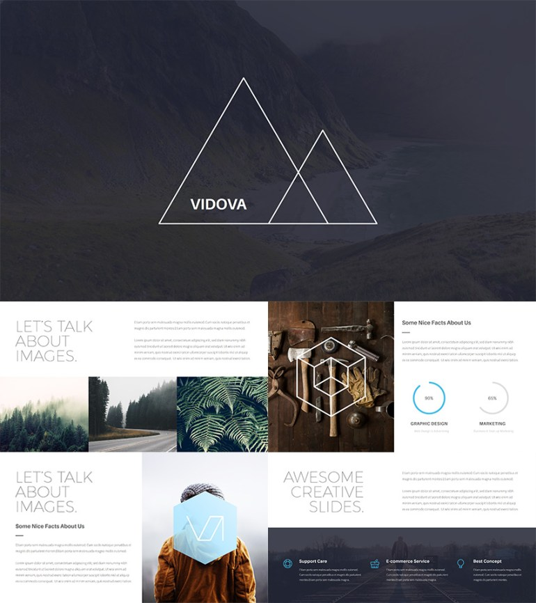 Modern PowerPoint Presentation Theme