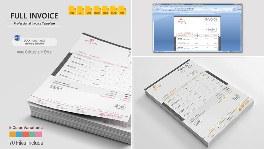 simple invoice template. tax invoice templates 10 free word excel, Invoice templates