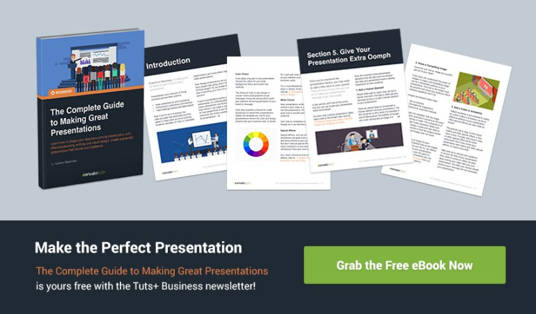 How to Make a Great Presentation Free PDF eBook