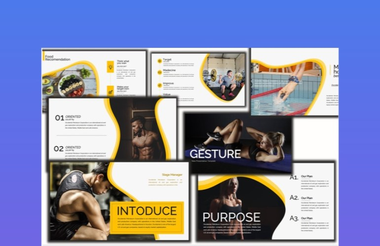 19 Best Sports Powerpoint Templates For Team Presentations Www 101
