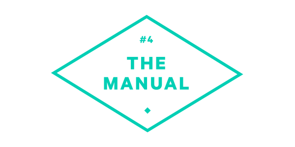 The Manual 4 logo