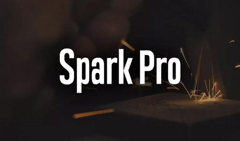 Spark Pro - Decorative Typeface  WebFont