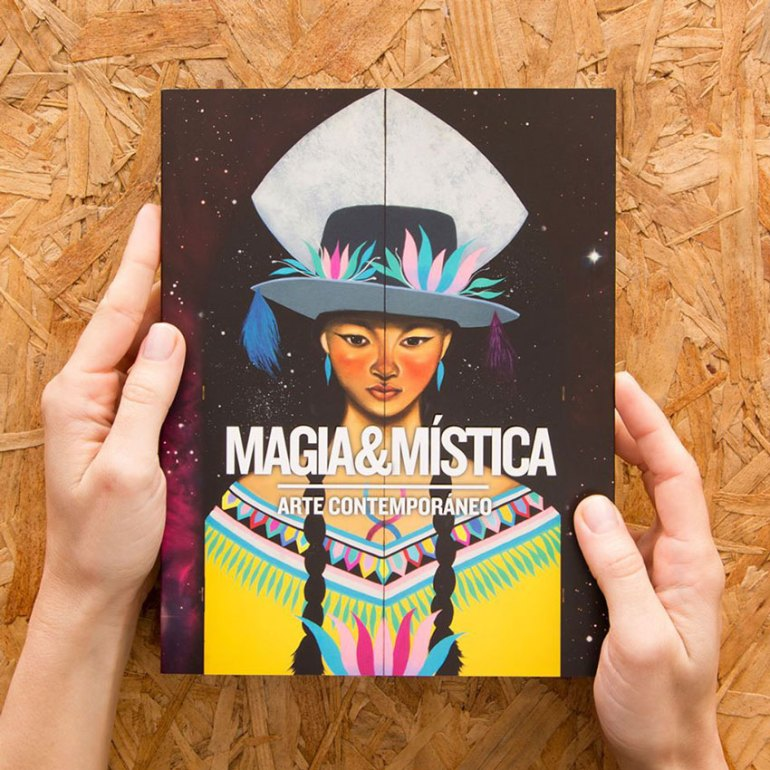 Magia y Mistica Art Book by Paula Duro