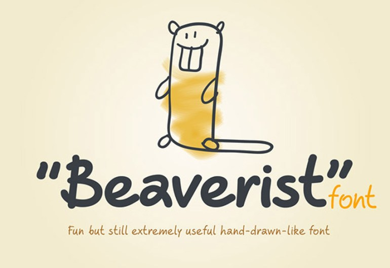 Beaverist Font