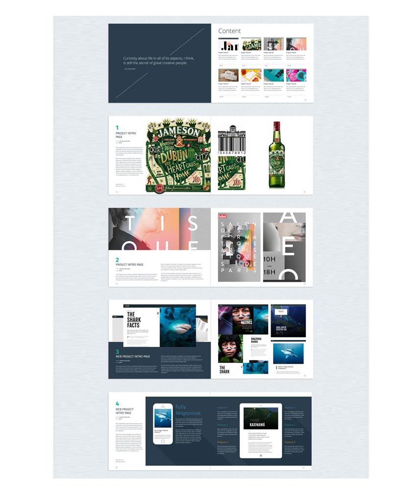 50 Indesign Templates Every Designer Should Own