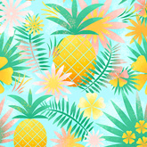 How to Create and Apply a Tropical Seamless Pattern in Adobe Photoshop