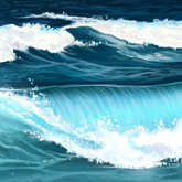 How to Paint Water Waves and the Ocean in Adobe Photoshop