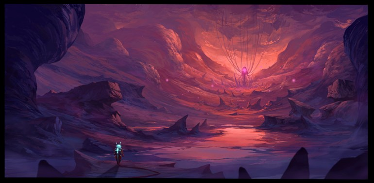 The Cave by Boris Stoyanov