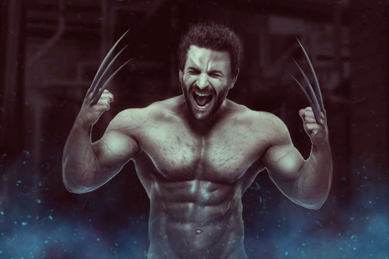 How to Create a Wolverine Photo Manipulation With Adobe Photoshop