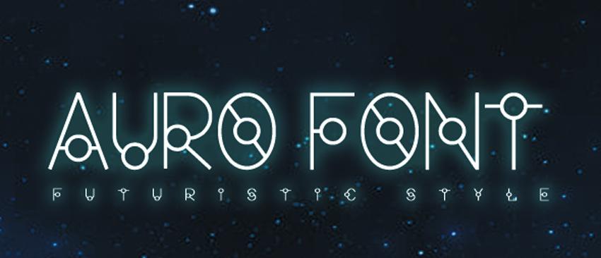 Auro Font