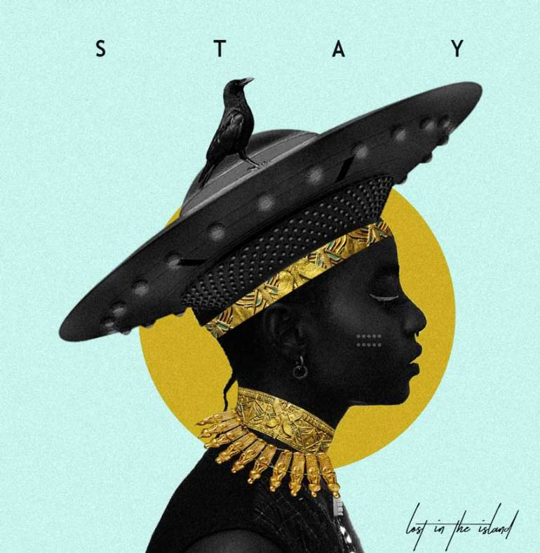 Stay - Cover Art by Kaylan Michael