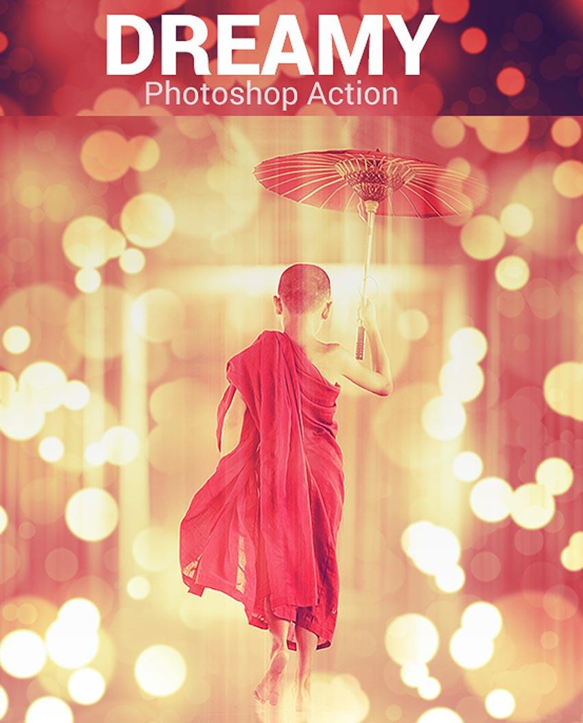 20 من أفضل تأثيرات الصور الفوتوغرافية الملونة والمضيئة للفوتوشوب