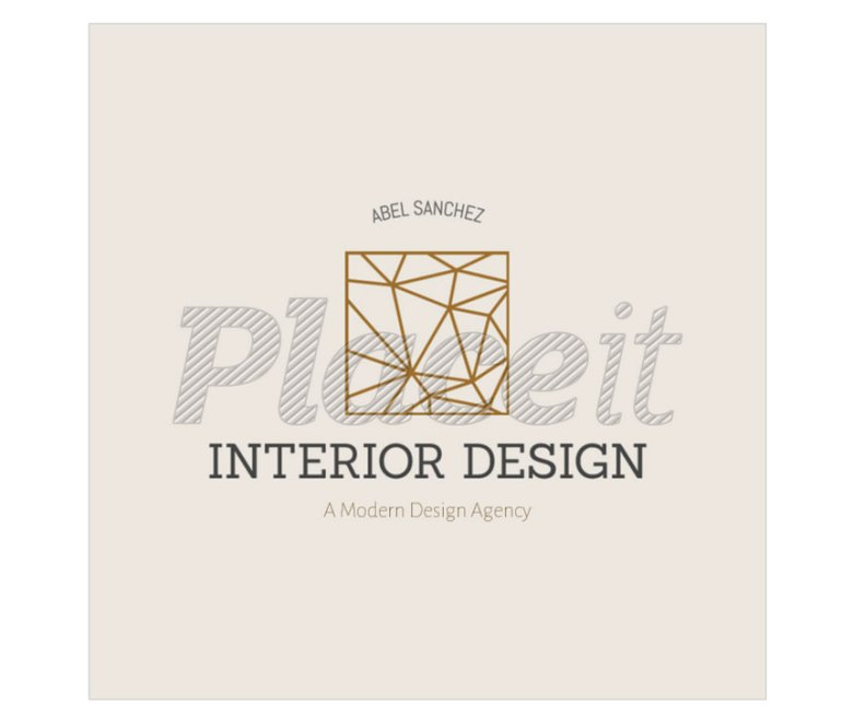 Interior Design logo maker