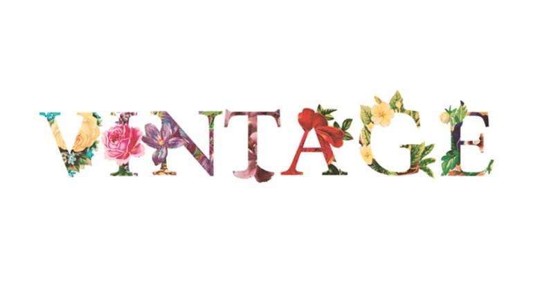 Vintage  Eroded Font