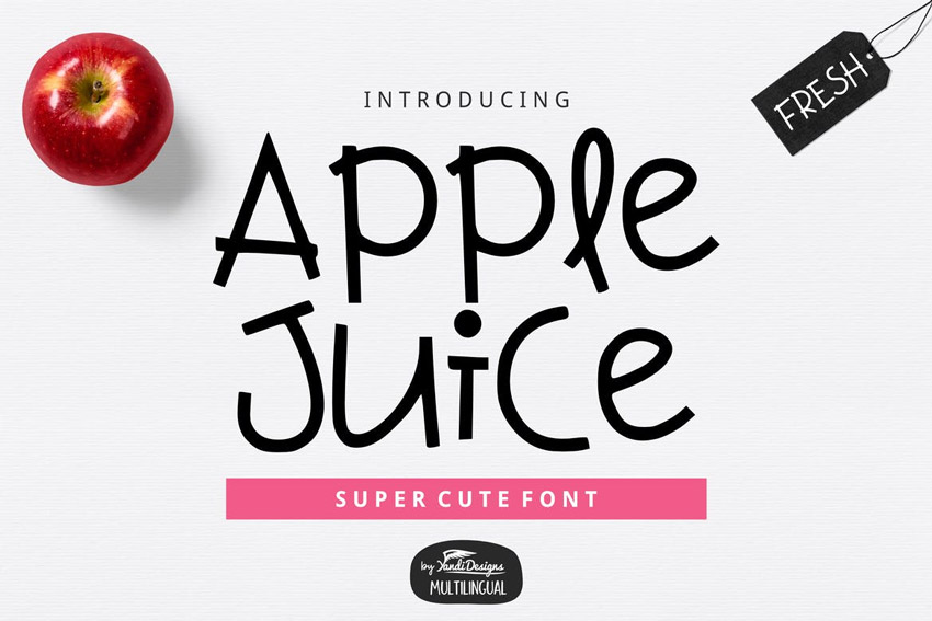 Download 25+ Best (Free) Super-Cute Fonts With Pretty Design Styles