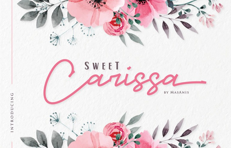 Sweet Carissa Font