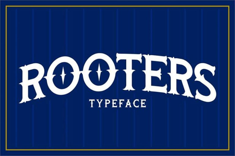 Rooters Font