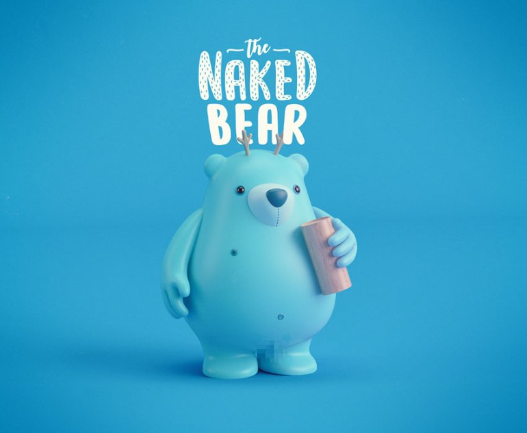 The Naked Bear