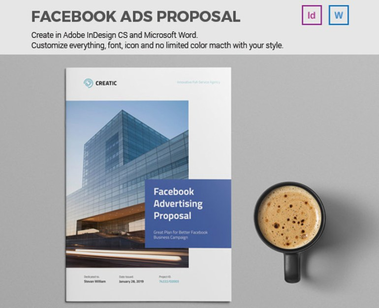 Facebook Advertising Proposal