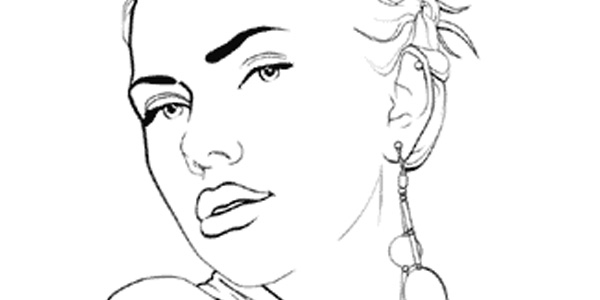 Turn Photos of People into Line Art