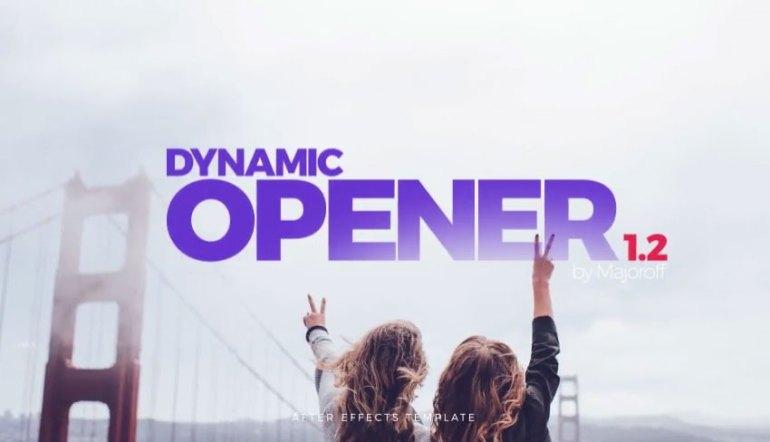 Dynamic Opener