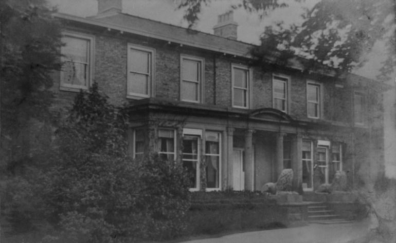 Grindon Hall