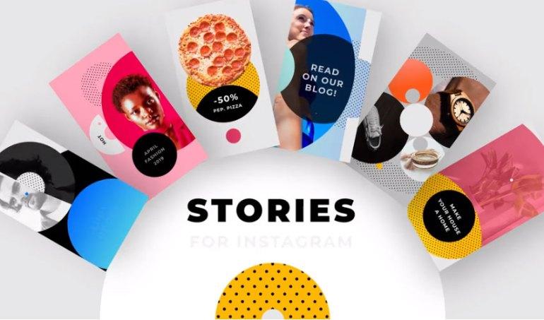 Instagram Stories Pack No 1