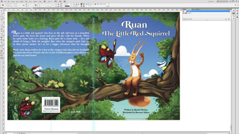 Ruan Finished InDesign Layout