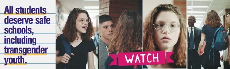 GLSEN All students deserve safe schools including transgender youth