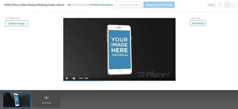 App Promo Template