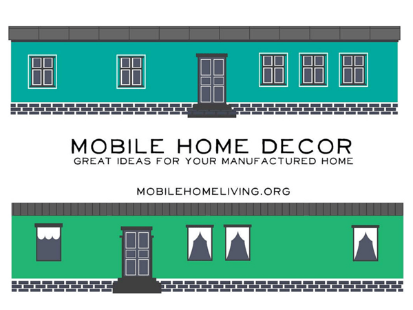 Mobile Home Decor