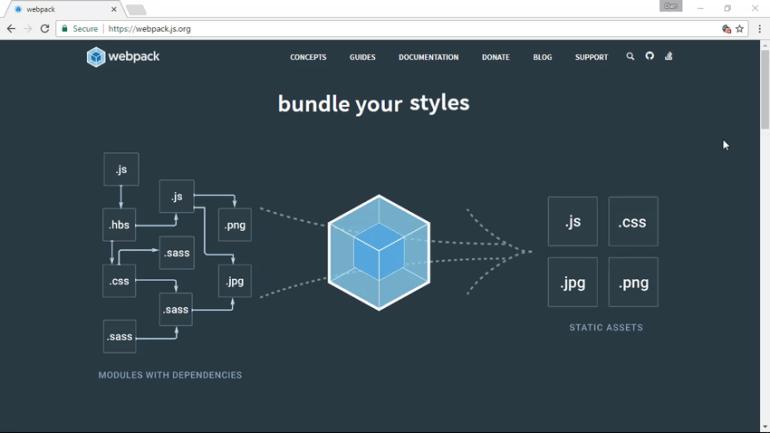 Webpack styles