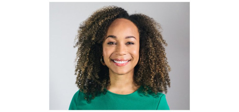 Blavity founder Morgan DeBaun